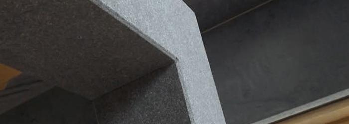 Betonmöbel Herstellung Aufbau