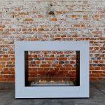 Ofen aus Beton mobil mit Ethernol