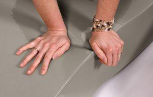 Weichschaum beschichtet flexibel und wasserdicht