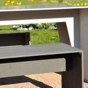 Gartentisch Beton leicht