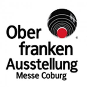 Logo Oberfranken Ausstellung Messe Coburg