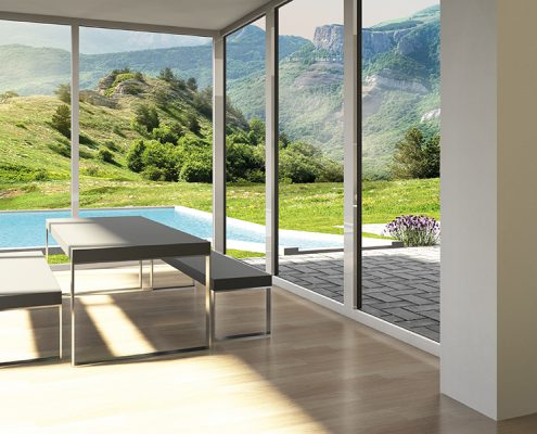 Betontisch dicke und Platte Betonbank dicke Sitzplatte