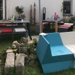 Sitzmöbel weich wasserdicht wetterfest
