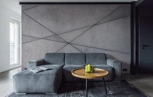 Betonpanele - Sichtbeton für die Wand