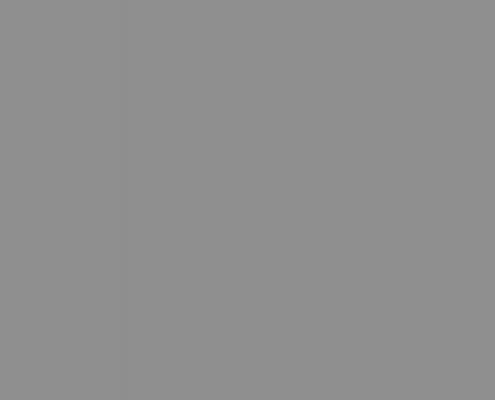 Metall pulverbeschichtet RAL9007