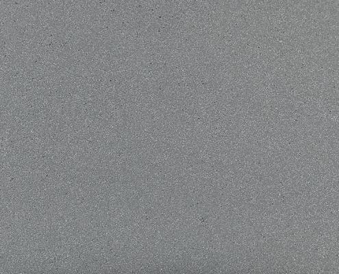 Silbergrau sandgestrahlt