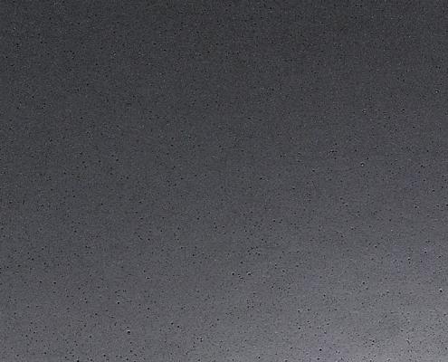 Schwarz gebürstet