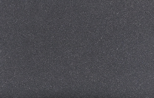 Schwarz sandgestrahlt