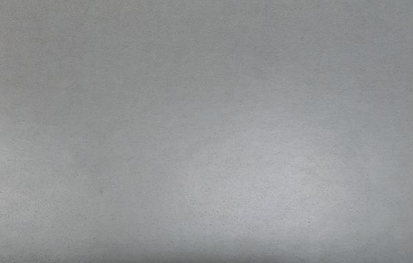 Silbergrau gebürstet